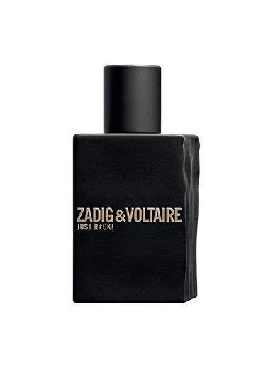 Zadig&Voltaire Zadig Voltaire Just Rock Edt 50Ml Erkek Parfüm Renksiz